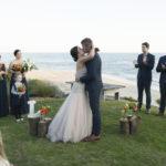 All Smiles Sorrento Ocean Beach Wedding <span>Melissa and Adam</span>