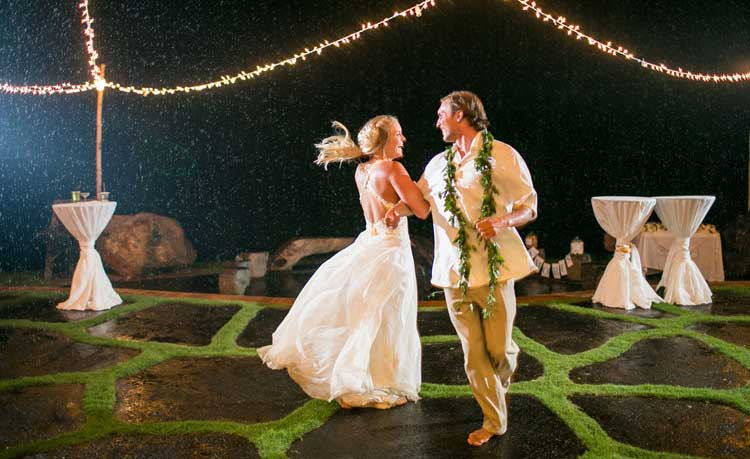 Bethany Hamilton shares her first dance with Adam