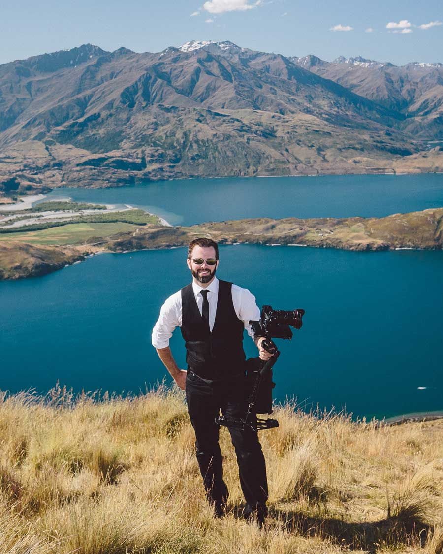 Meet Geoff - Gold Coast Wedding Videographer